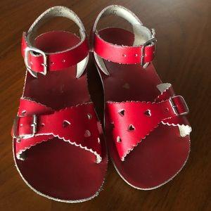 Salt Water Sandal by Hoy sweetheart sandals